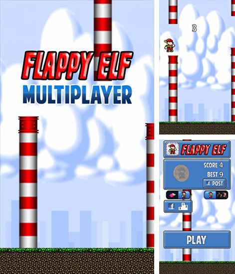 Flappy elf multiplayer