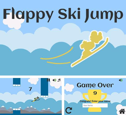 In addition to the game A Big Trouble for Android phones and tablets, you can also download Flappy ski jump for free.