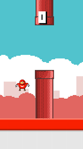 Screenshots of the Flappy all for Android tablet, phone.