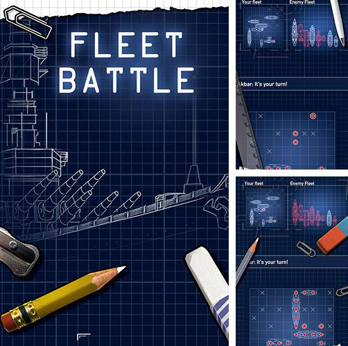 Fleet battle: Sea battle