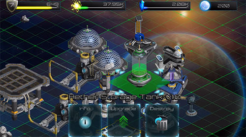 Screenshots do Fleets of heroes - Perigoso para tablet e celular Android.