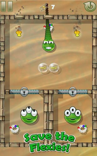 Flexy frogs screenshot 2