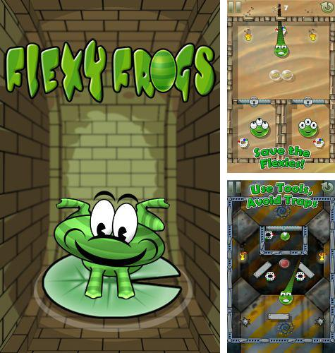 Flexy frogs