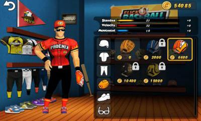 Download Flick Baseball Android free game.
