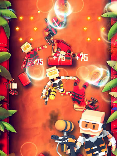 Flick champions extreme sports screenshot 3