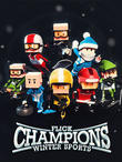 Flick champions winter sports APK