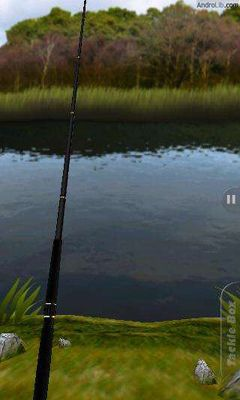 Download Flick Fishing Android free game.