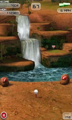Flick Golf Extreme screenshot 3