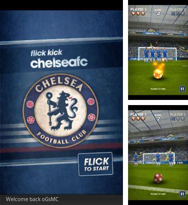 In addition to the game Kick Flick Soccer Football HD for Android phones and tablets, you can also download Flick Kick. Chelsea for free.