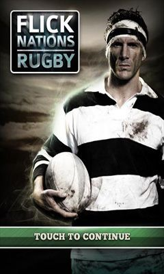 Flick Nations Rugby poster