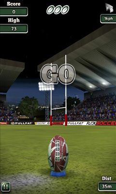 Flick Nations Rugby screenshot 3