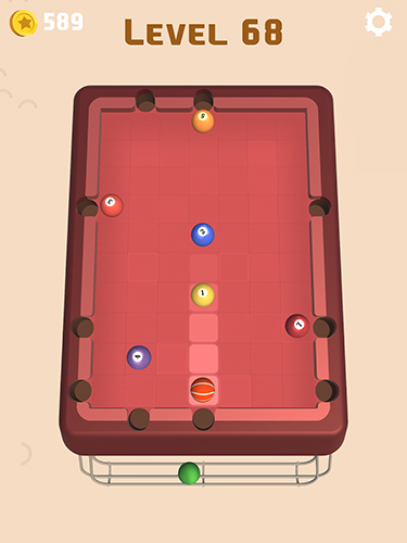 Flick pool star screenshot 3