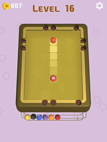 Flick pool star screenshot 4
