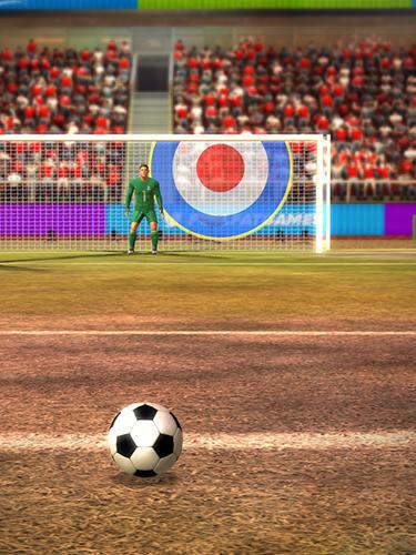 Скачать Flick Soccer 15 1.1 на андроид бесплатно …