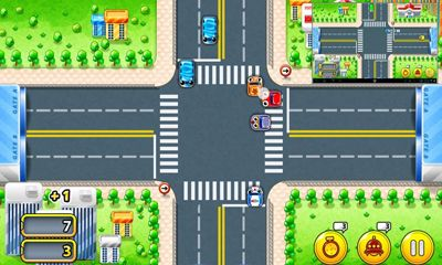 Flick Traffic screenshot 1