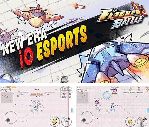 Flight battle: New era io esports game