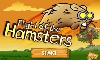 Flight of Hamsters обложка