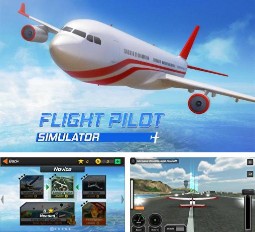 Flight pilot: Simulator 3D
