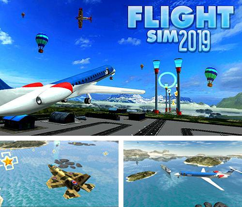 Flight simulator games for Android 4 0 4 - free download