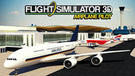 Flight simulator 3D: Airplane pilot APK