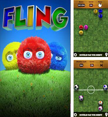 In addition to the game Fling a Thing for Android phones and tablets, you can also download Fling! for free.