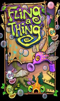 Fling a Thing poster