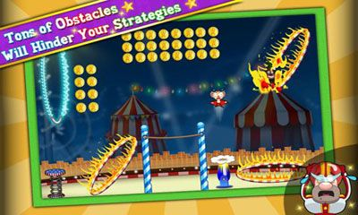 Download Fling Clowny Android free game.