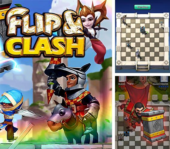 Flip and clash