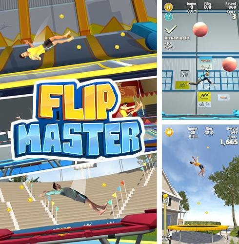 In addition to the game Rider for Android phones and tablets, you can also download Flip master for free.