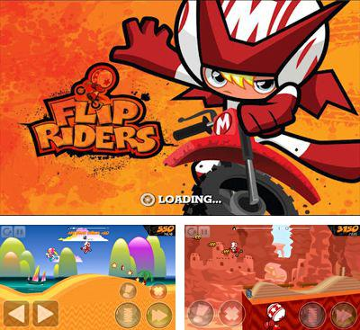 In addition to the game Color Fusion for Android phones and tablets, you can also download Flip Riders for free.