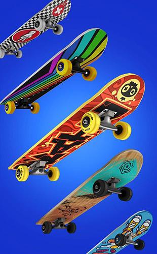 download Flip skater Apk Mod unlimited money
