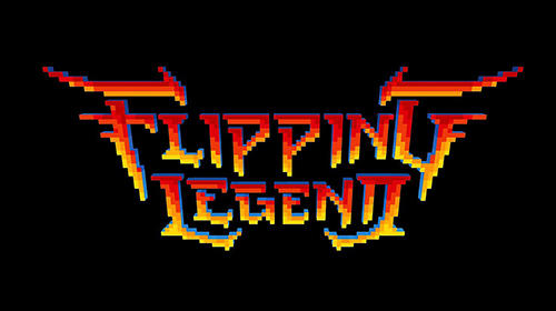 Flipping legend poster