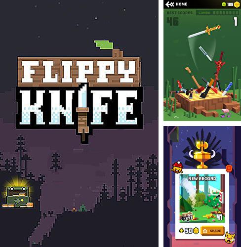 In addition to the game Rider for Android phones and tablets, you can also download Flippy knife for free.