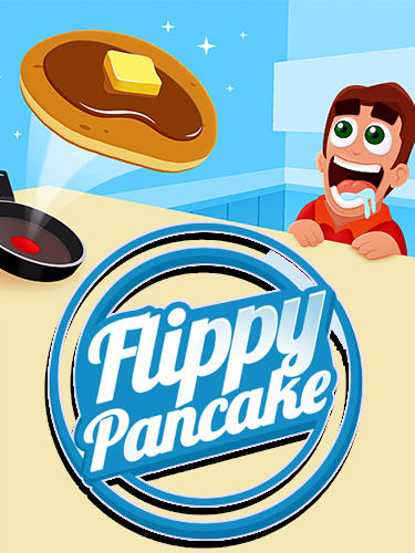 Flippy pancake poster
