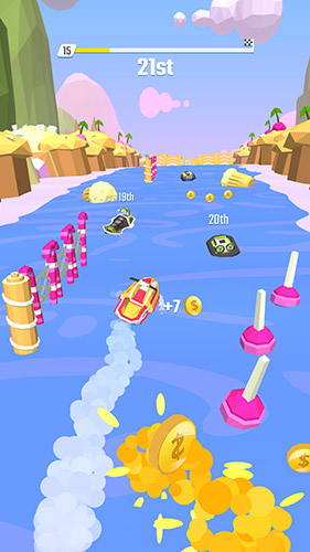 Jogue Flippy race para Android. Jogo Flippy race para download gratuito.