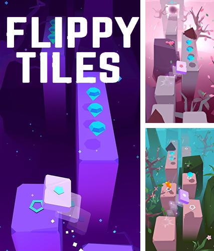 Flippy tiles: Follow the music beat