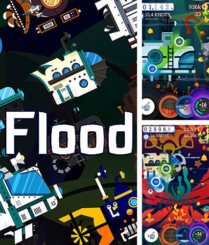 Flood: Deep underwater crafting adventure