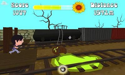 Flower Warfare The Game screenshot 1