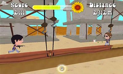 Flower Warfare The Game screenshot 2