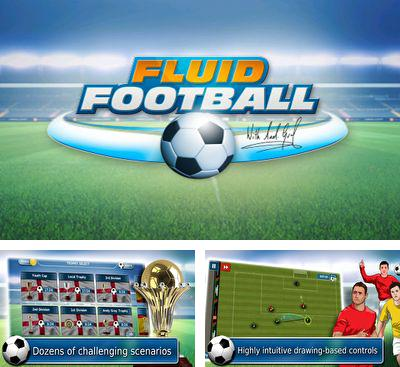 In addition to the game BasketDudes Liga Endesa for Android phones and tablets, you can also download Fluid Football for free.