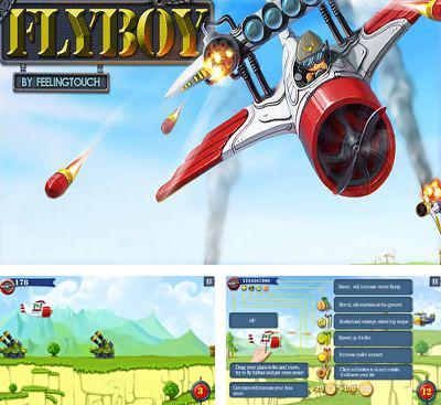 In addition to the game Gangster Mission for Android phones and tablets, you can also download Fly Boy for free.