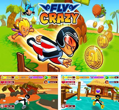 In addition to the game Roller Ball for Android phones and tablets, you can also download Fly Crazy for free.