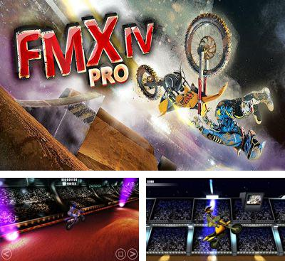 In addition to the game Red Bull X-Fighters Motocross for Android phones and tablets, you can also download FMX IV PRO for free.