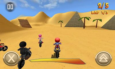 Jogue Crazy moto racing para Android. Jogo Crazy moto racing para download gratuito.