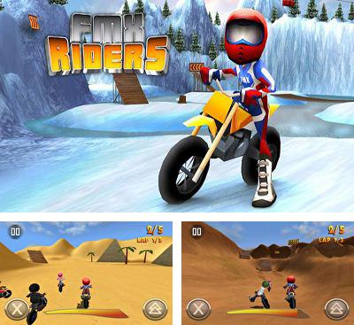 In addition to the game FMX IV PRO for Android phones and tablets, you can also download FMX Riders for free.