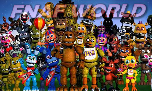 fnaf world simulator full game apk