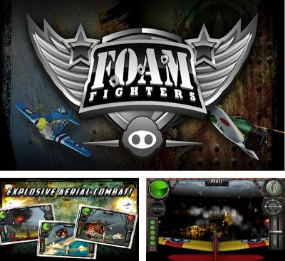 In addition to the game Ocean Jigsaw Puzzles HD for Android phones and tablets, you can also download FoamFighters for free.