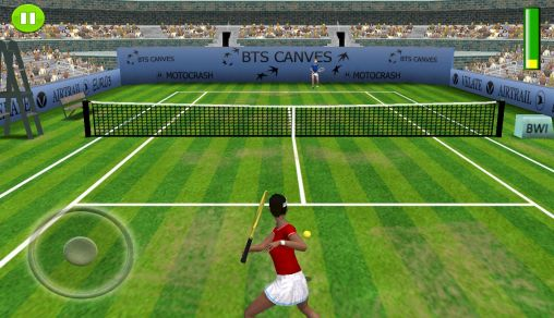 FOG Tennis 3D: Exhibition screenshot 3