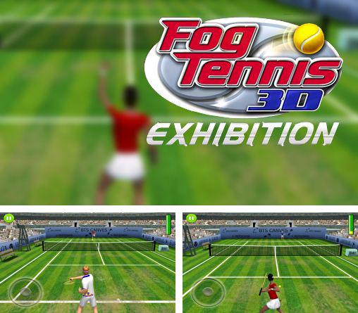 In addition to the game Cross Court Tennis for Android phones and tablets, you can also download FOG Tennis 3D: Exhibition for free.