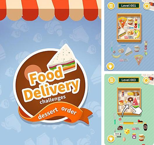 Food delivery: Dessert order challenges